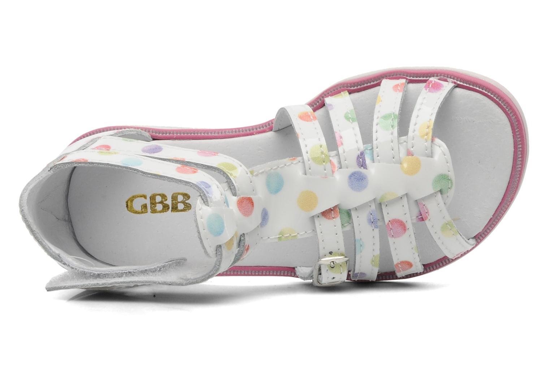 Sandalen GBB GERALDA Multicolor links