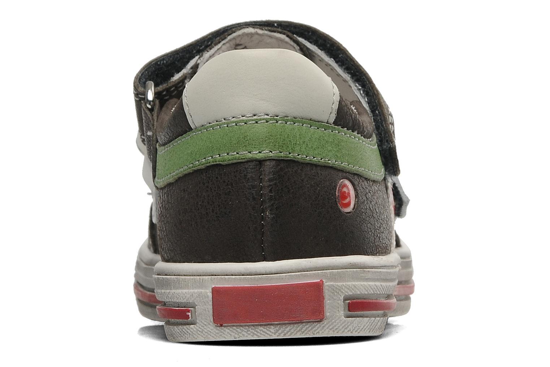 Sneaker GBB GODFROY grau ansicht von rechts