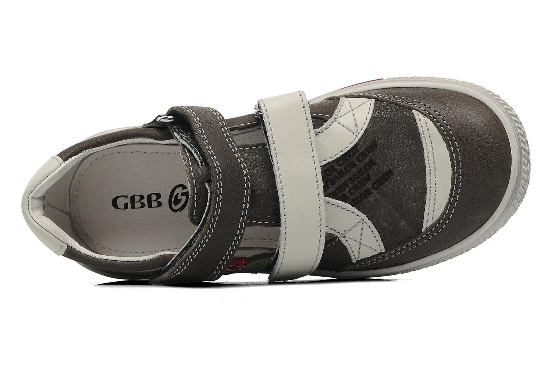 Sneaker GBB GODFROY grau ansicht von links