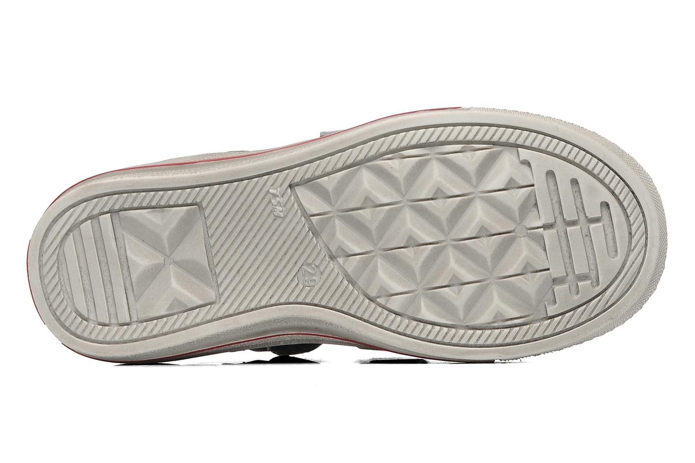 Sneaker GBB GODFROY grau ansicht von oben