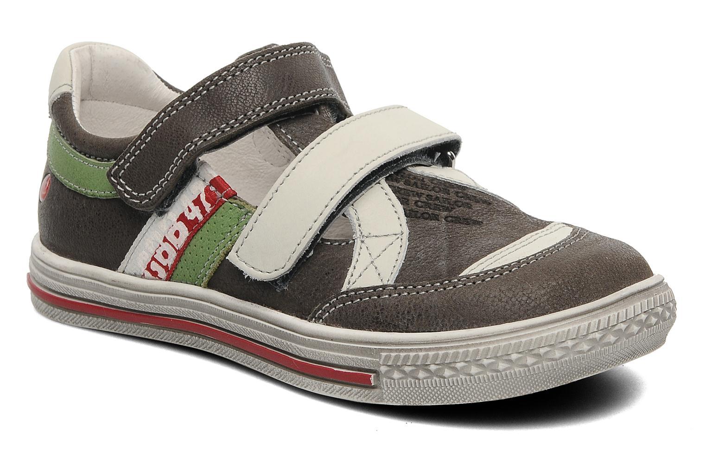 Sneaker GBB GODFROY grau detaillierte ansicht/modell