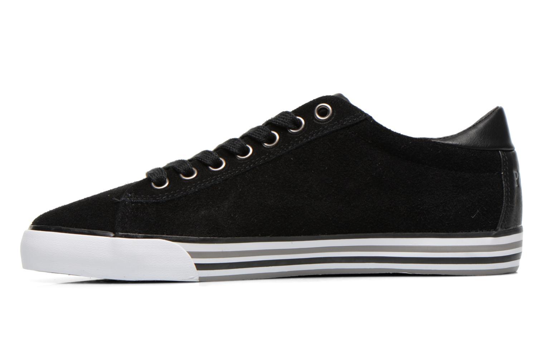 Sneakers Polo Ralph Lauren Harvey Sort se forfra