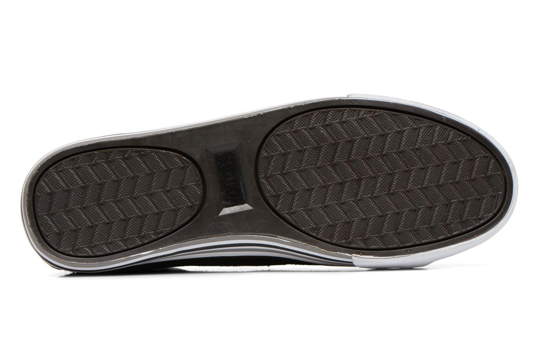 Sneaker Polo Ralph Lauren Harvey schwarz ansicht von oben