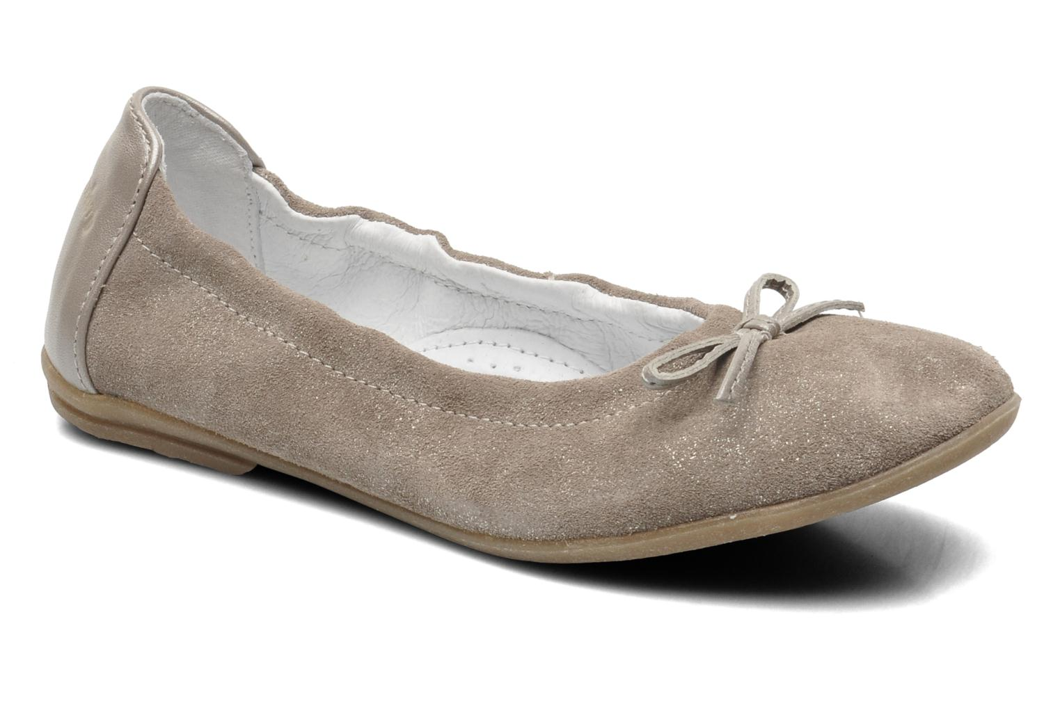 Ballet pumps Ramdam by GBB LISBONNE Grey detailed view/ Pair view