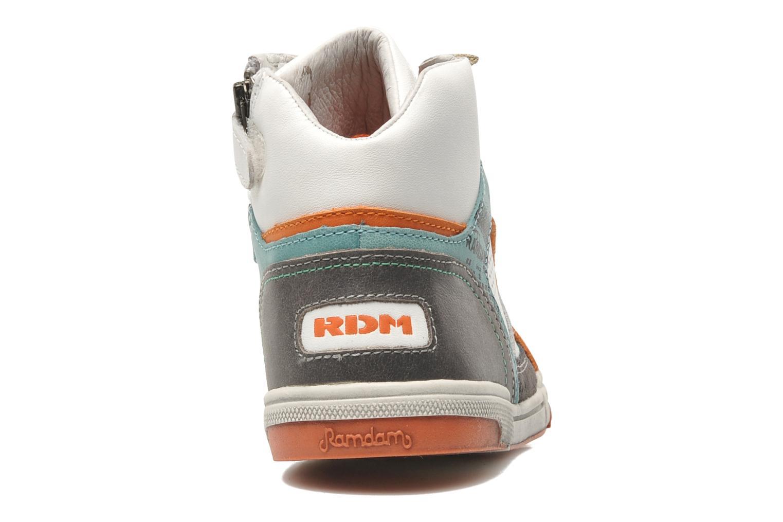 Sneakers Ramdam by GBB SAGONES Wit rechts