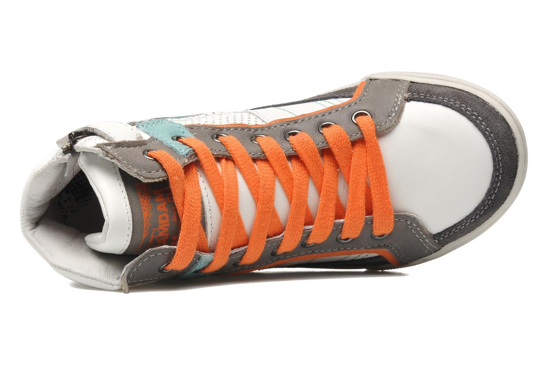 Sneakers Ramdam by GBB SAGONES Wit links