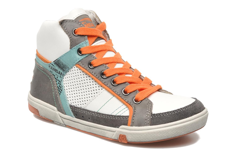 Sneakers Ramdam by GBB SAGONES Wit detail