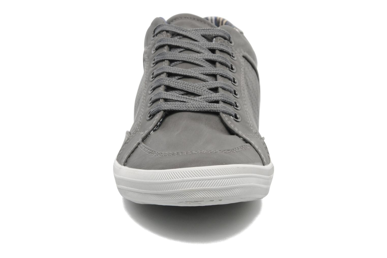 Baskets I Love Shoes Sunages Gris vue portées chaussures
