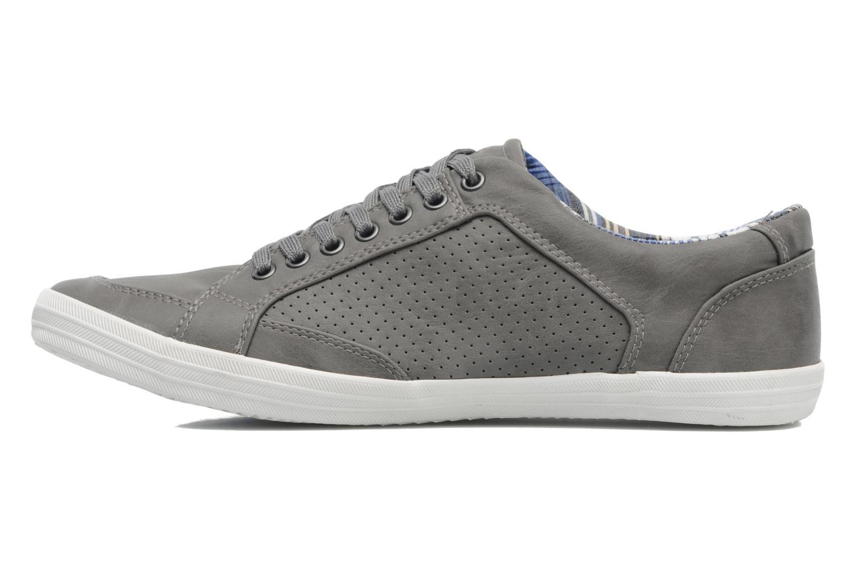 Sneaker I Love Shoes Sunages grau ansicht von vorne