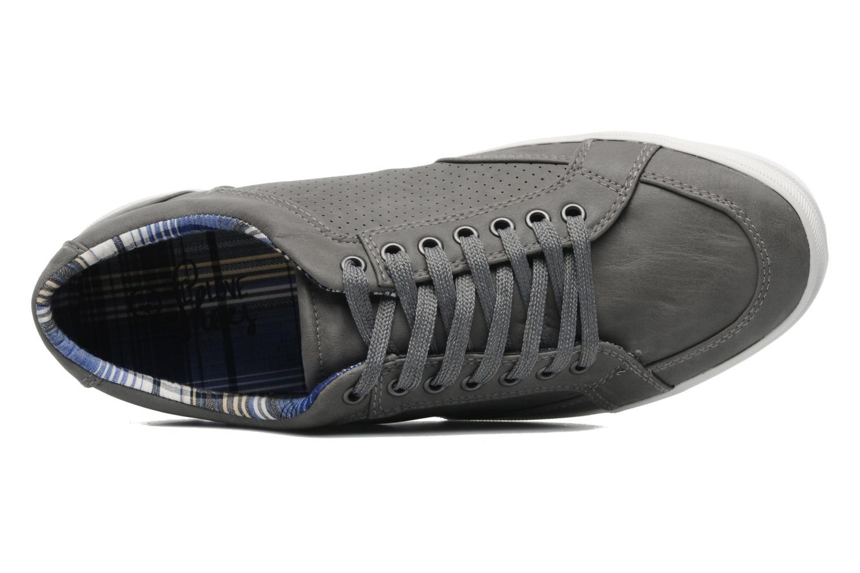 Sneaker I Love Shoes Sunages grau ansicht von links