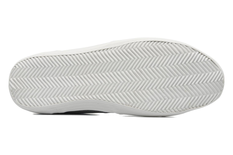 Sneaker I Love Shoes Sunages grau ansicht von oben