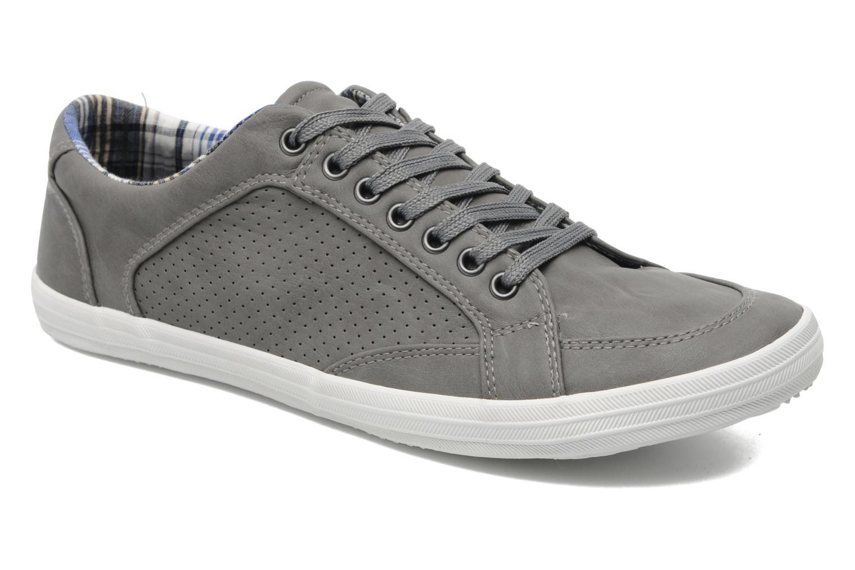 Sneaker I Love Shoes Sunages grau detaillierte ansicht/modell