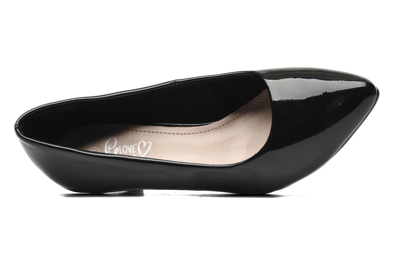 Pumps I Love Shoes Suchantes schwarz ansicht von links