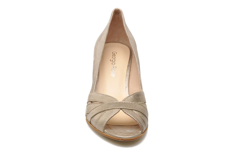 Escarpins Georgia Rose Lockman Or et bronze vue portées chaussures
