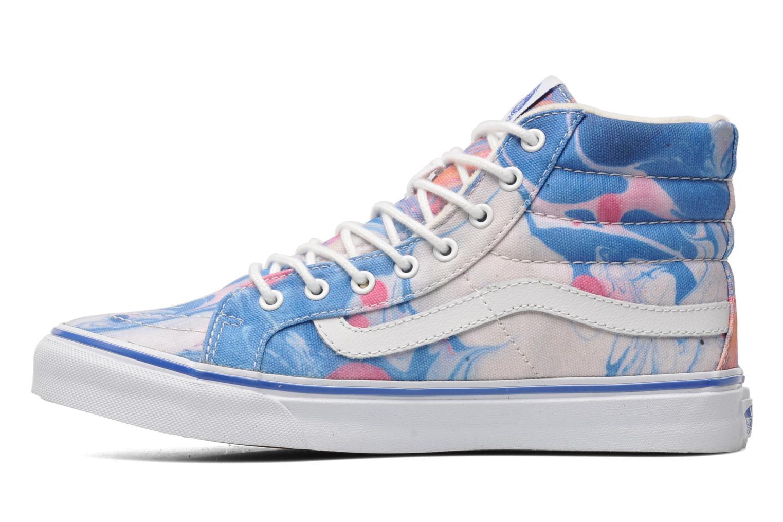 Sneakers Vans Sk8-Hi Slim W Multicolor voorkant