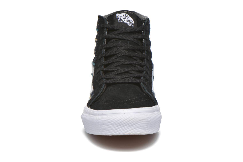 Sneakers Vans Sk8-Hi Slim W Zwart model