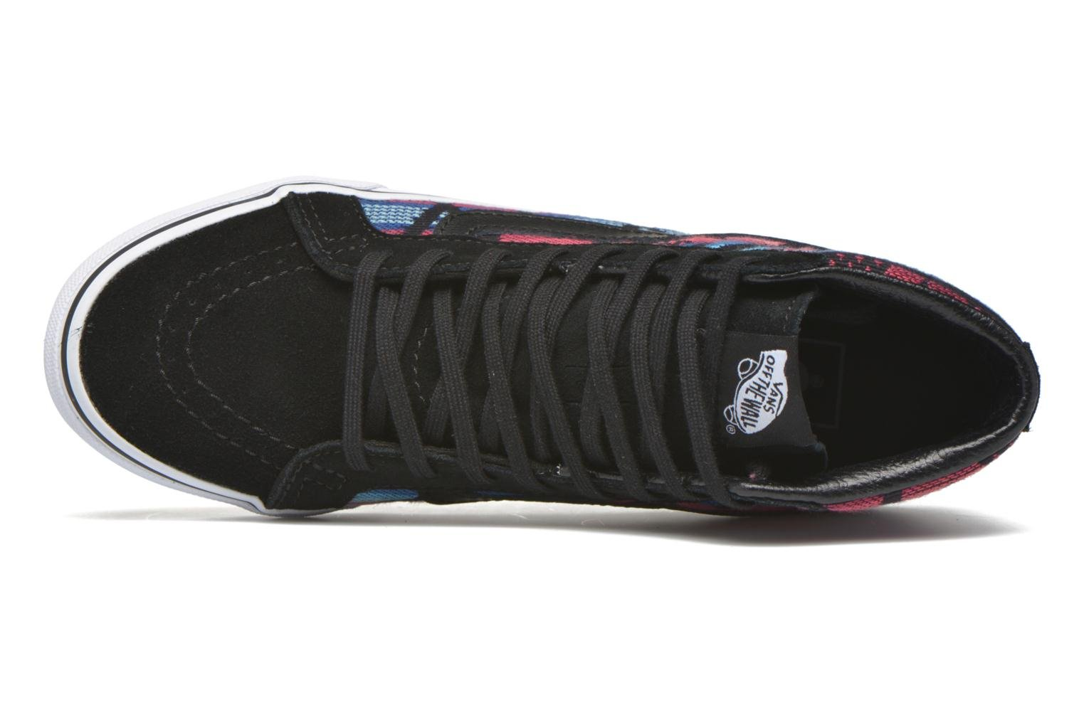 Sk8-Hi Slim W (Moroccan Geo) Black/True White