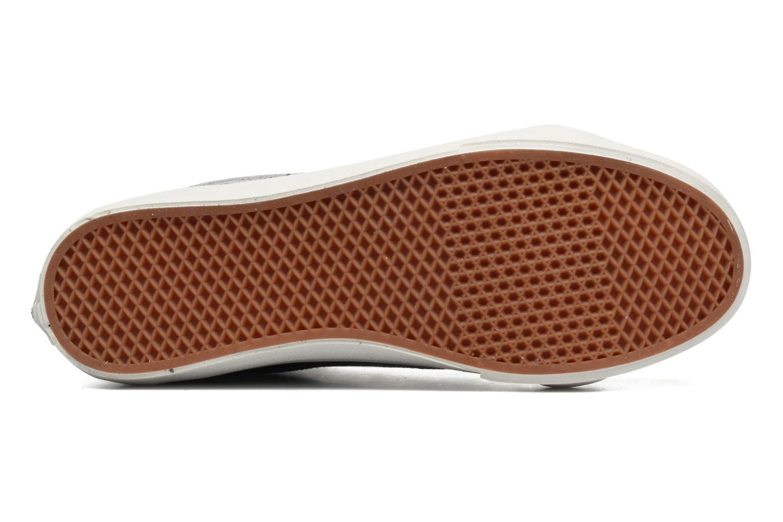 Sneaker Vans Sk8-Hi Slim W silber ansicht von oben