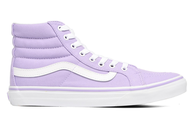 Sneaker Vans Sk8-Hi Slim W lila ansicht von hinten