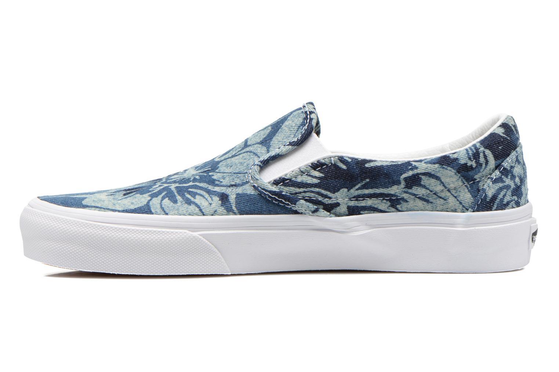 Sneakers Vans Classic Slip-On W Multi bild från framsidan
