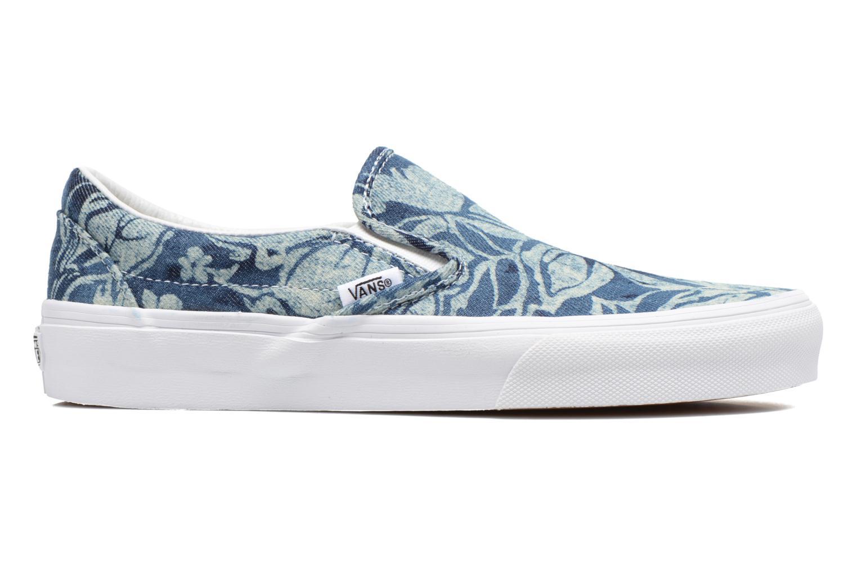 Sneakers Vans Classic Slip-On W Multi bild från baksidan