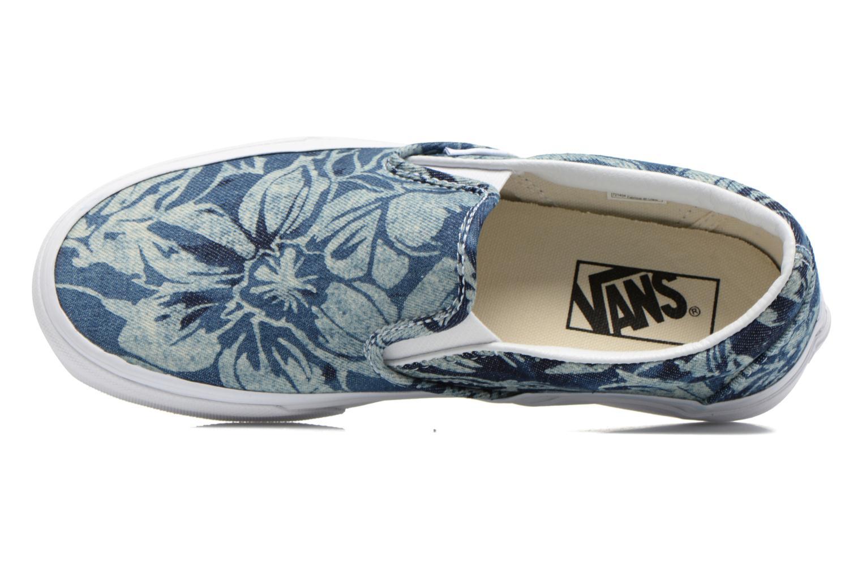 Sneakers Vans Classic Slip-On W Multi bild från vänster sidan