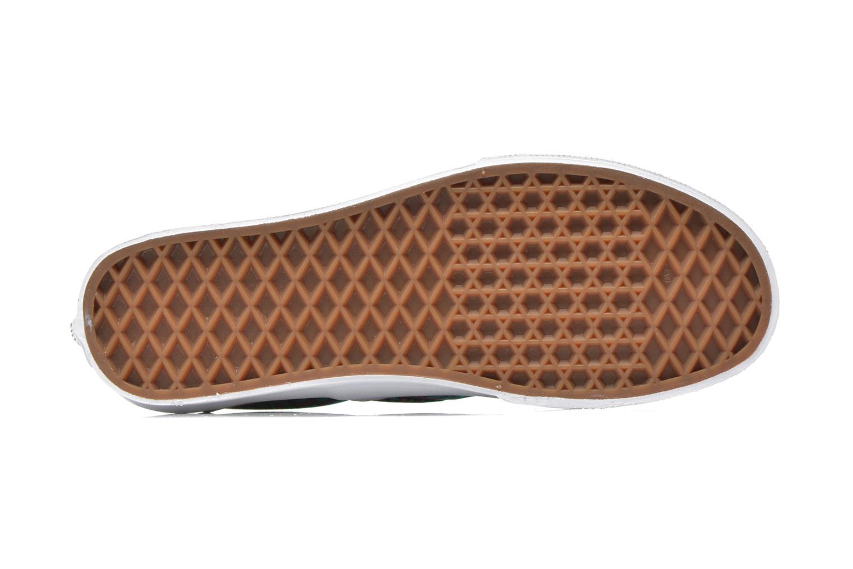 Sneaker Vans Classic Slip-On W mehrfarbig ansicht von oben