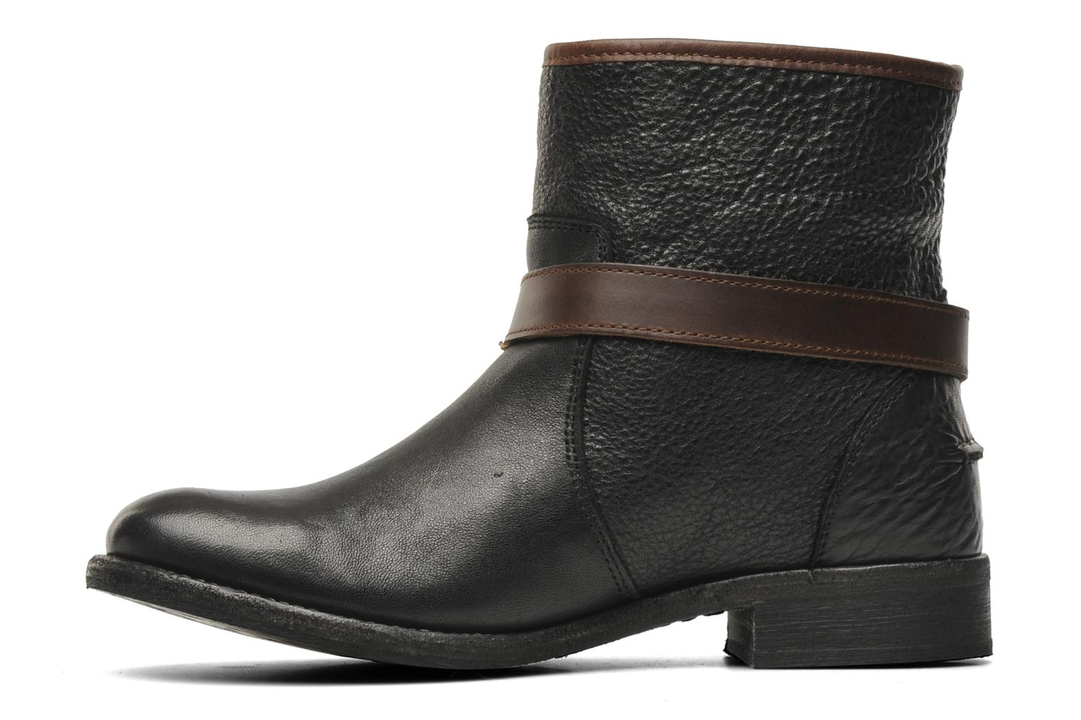 Ankle boots Koah Fulya Black front view