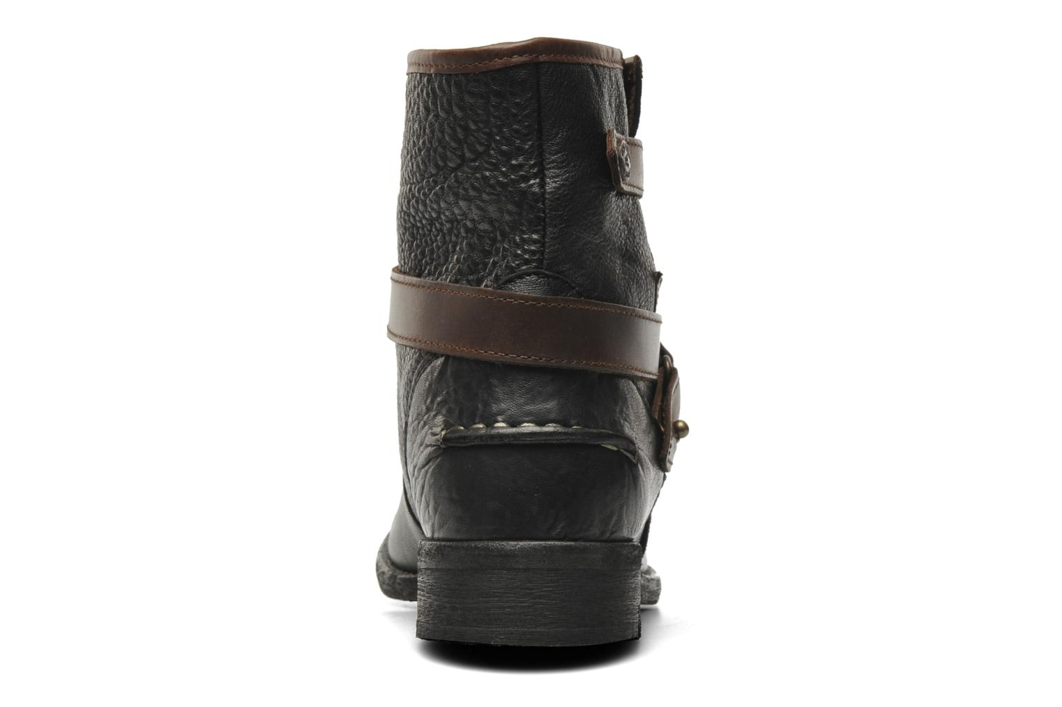 Ankle boots Koah Fulya Black view from the right