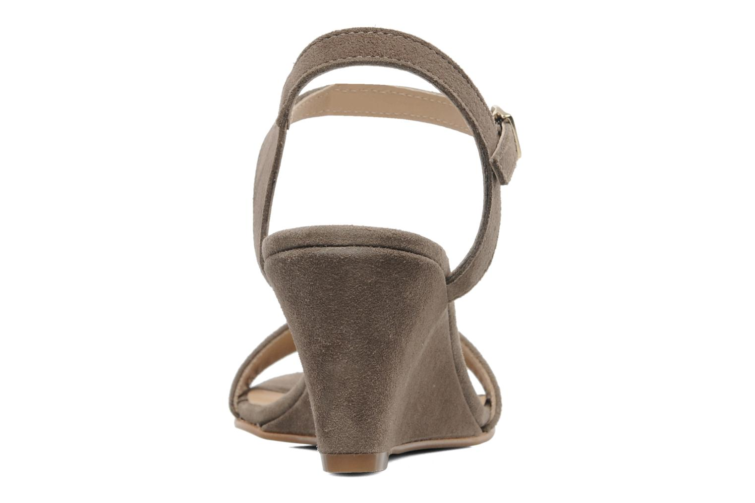 Luce Kid Suede Taupe