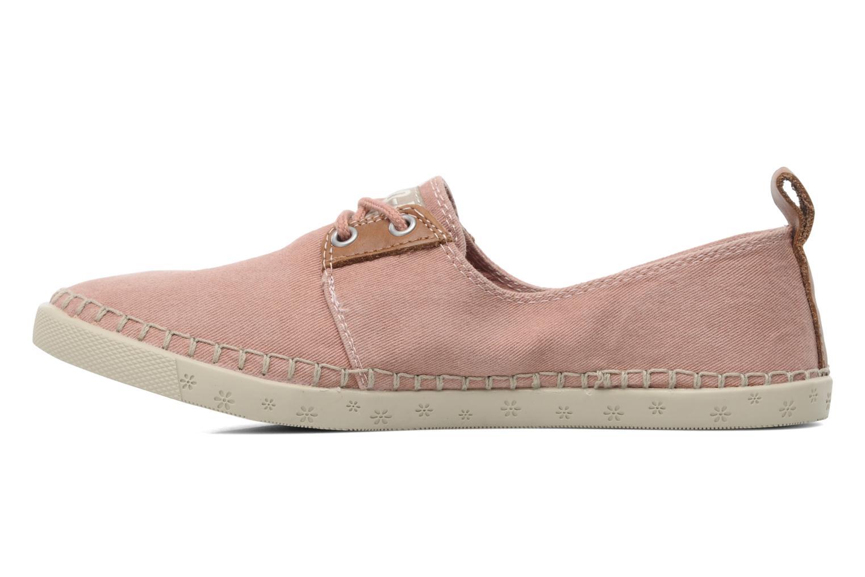 Sneaker P-L-D-M By Palladium Baclara Twl rosa ansicht von vorne
