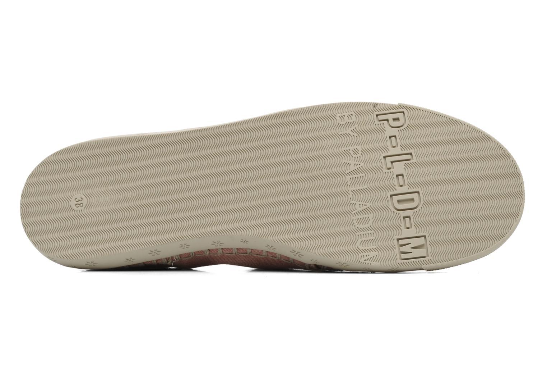 Sneaker P-L-D-M By Palladium Baclara Twl rosa ansicht von oben