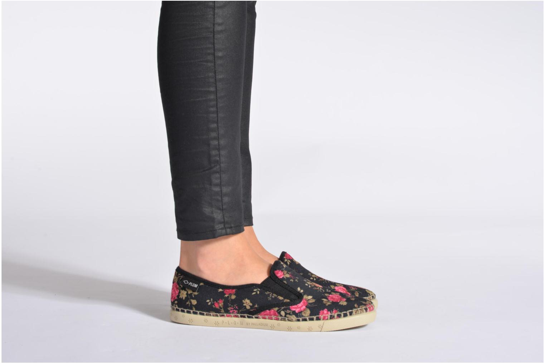 Sneakers P-L-D-M By Palladium Bora Print Multicolor onder