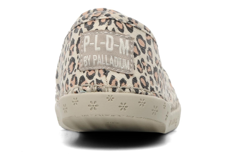 Baskets P-L-D-M By Palladium Bora Print Multicolore vue droite