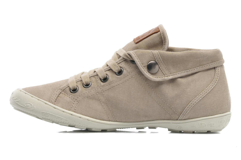 Sneakers P-L-D-M By Palladium Gaetane Twl Beige voorkant