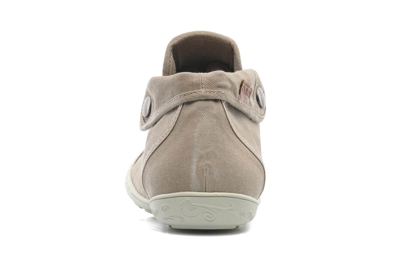Sneakers P-L-D-M By Palladium Gaetane Twl Beige Se fra højre