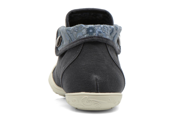 Sneaker P-L-D-M By Palladium Gaetane Twl blau ansicht von rechts