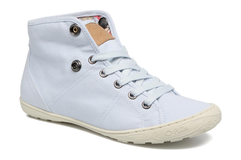 Sneakers P-L-D-M By Palladium Gaetane Twl Blå 3/4 bild
