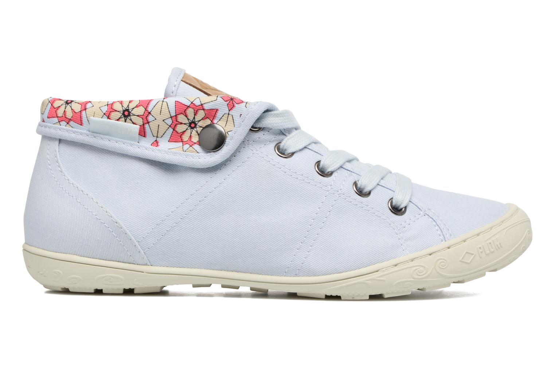 Sneakers P-L-D-M By Palladium Gaetane Twl Blå bild från baksidan
