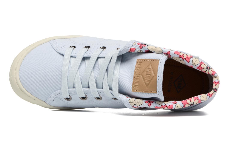 Sneakers P-L-D-M By Palladium Gaetane Twl Blå se fra venstre
