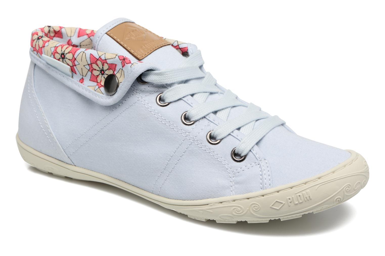 Sneakers P-L-D-M By Palladium Gaetane Twl Blå detaljerad bild på paret