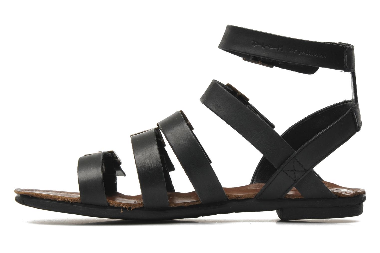 Sandalen P-L-D-M By Palladium Prissy schwarz ansicht von vorne