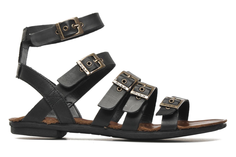 Sandalen P-L-D-M By Palladium Prissy schwarz ansicht von hinten