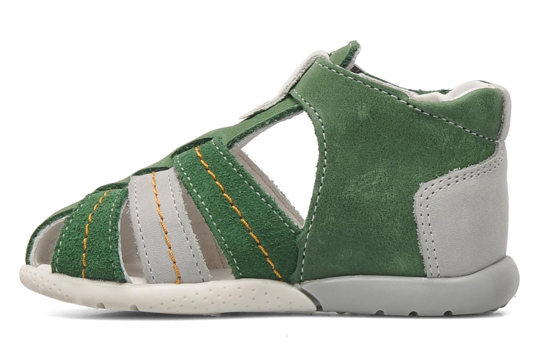 Sandalen Babybotte GIOVANI Groen voorkant