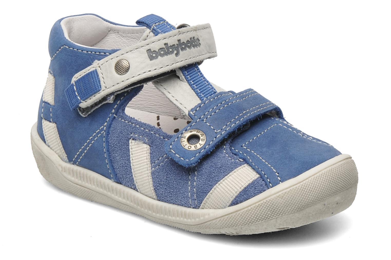 mit Klettverschluss Babybotte STYLI blau detaillierte ansicht/modell