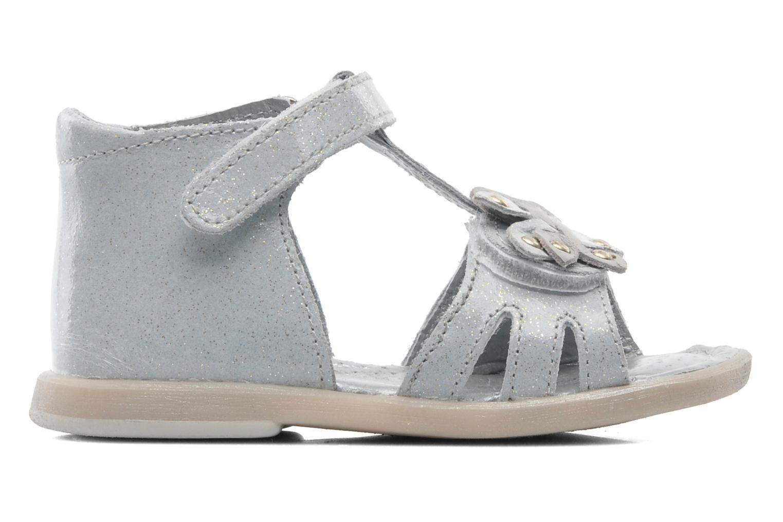 Sandalen Babybotte TAHIS grau ansicht von hinten