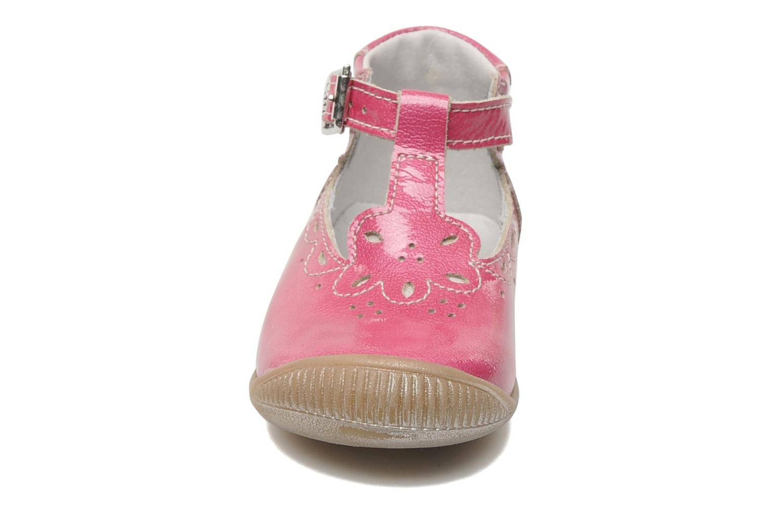 Summer boots Little Mary POMMETTE Pink model view