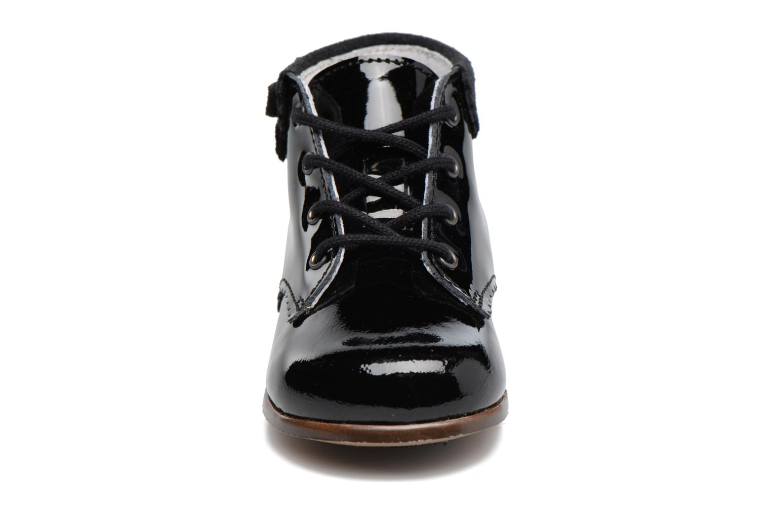 Ankle boots Little Mary OLEA Black model view