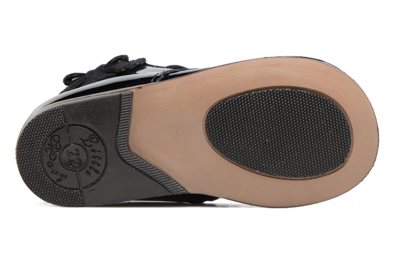 Bottines et boots Little Mary OLEA Noir vue haut