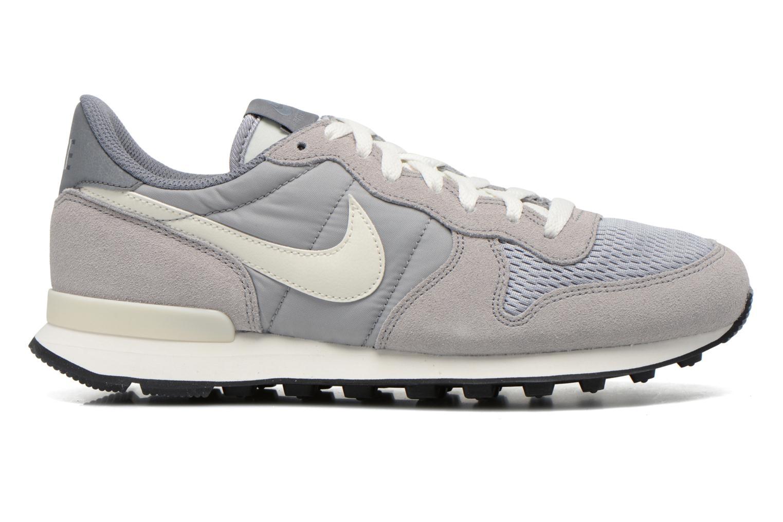 Sneaker Nike Nike Internationalist grau ansicht von hinten